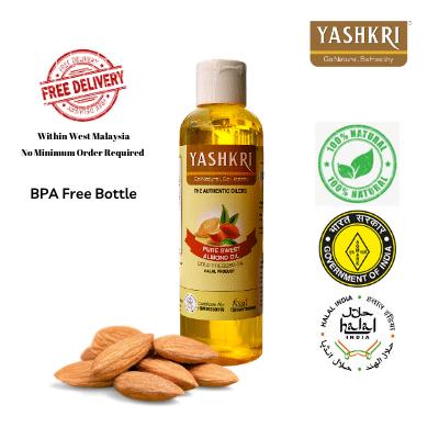 almond oil for skin